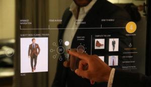 Las tiendas de moda cada vez son más tecnológicas