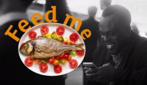 No hay nada como la comida y los emojis para levantar el ánimo, según este apetitoso spot