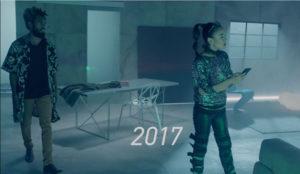 El viaje en el tiempo de Sony en su nuevo spot (con guiño a Blade Runner incluido)
