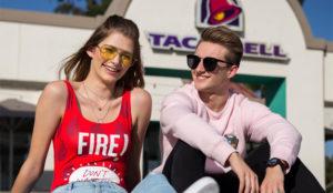 Taco Bell y Forever 21 se unen y sacan del horno una sabrosa línea de ropa