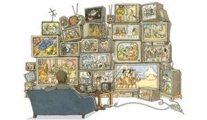 Por qué a la TV no hay que hacerle el vacío (publicitario), según Marc Pritchard (P&G)