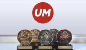 UM es la agencia de medios más galardonada en los Premios a la Eficacia 2017