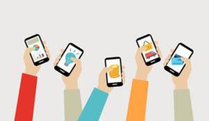 Las aplicaciones móviles facilitan las ventas en el sector retail
