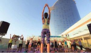 Beneficios del yoga a la hora de combatir el estrés en Barcelona