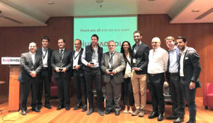 La empresa española Zeus gana el premio a la mejor Start Up del año en Innovation days