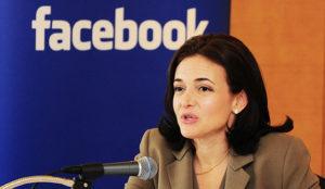 Sheryl Sandberg fue duramente rechazada cuando intentó entrar en Silicon Valley