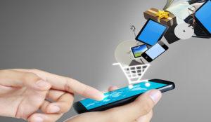 Las ventas online han crecido un 8% durante el último periodo de compras navideñas