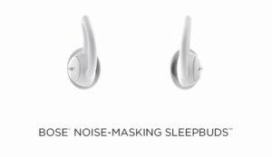 Bose Sleepbuds, los tapones inteligentes que aíslan cualquier ruido