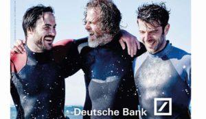 Deutsche Bank lanza la campaña publicitaria