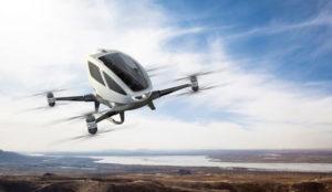 Uber planea llevar los coches voladores a Los Ángeles para 2020