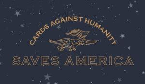 Cards Against Humanity quiere impedir que Trump construya su muro