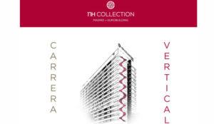 NH Collection Eurobuilding celebra por primera vez su carrera vertical en traje y corbata