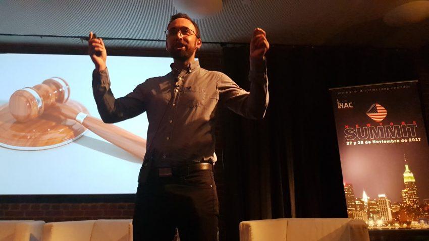 New York Summit 2017: David García Baño (Google)