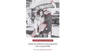 """""""Donde nacen las historias"""", la campaña de Publips-Serviceplan para La Vaguada"""