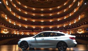 MKTG lleva a BMW al Liceu de Barcelona con el patrocinio de un espectáculo de danza