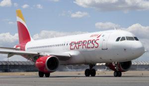 Iberia Express renueva su carta menú e incorpora nuevos contenidos a su oferta