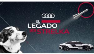 Audi homenajea a la primera heroína espacial soviética: