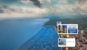 Greenpeace crea Orizon, una falsa compañía, para advertir sobre el aumento del nivel del mar