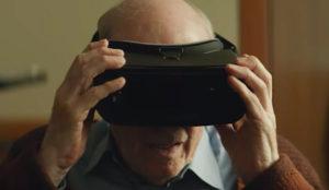 Llorará a moco tendido con el abuelo aficionado a la realidad virtual de este emotivo spot