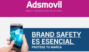 Adsmovil publica un libro sobre Brand Safety y Mobile