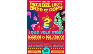 Complot Escuela de Creativos Barcelona vuelve a lanzar el concurso Arte vs Copy