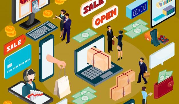 El sector del retail y la evolución del comercio electrónico: una relación de múltiples variables