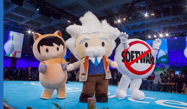 Salesforce apuesta por la colaboración, agilidad y conocimiento digital en el Dreamforce