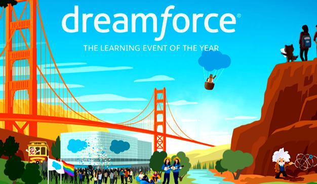 Tecnología, innovación e inspiración se combinan en el Dreamforce 2017