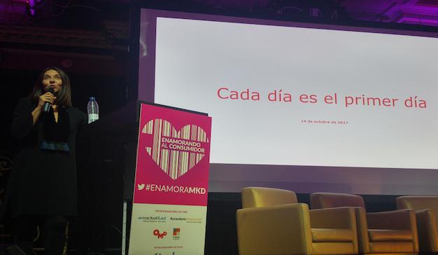 #EnamoraMKD: comunicación, transparencia y humildad, claves del marketing para enamorar al consumidor - Nahir Vallejos