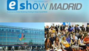 Amazon, Google, Alibaba, Iberia, Seur, entre los ponentes más destacados de eShow