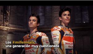 """Repsol lanza una campaña publicitaria para """"calentar"""" motores de cara al GP valenciano"""