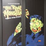 Presentación de la campaña de Halloween de Hawkers