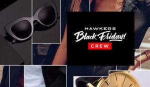 Hawkers reúne todas sus marcas en una web para el Black Friday
