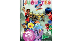 El Corte Inglés vuelve con su Catálogo de Juguetes y