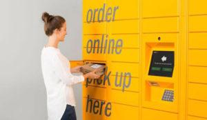 Los lockers de Amazon llegan a España