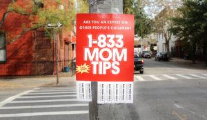 Esta campaña ayuda a las madres con los consejos sobre maternidad que nadie ha pedido