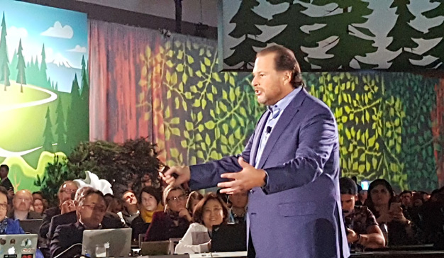 Google y Salesforce forjan una alianza para ofrecer servicios en la nube