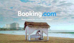 Booking.com aumentará su inversión en publicidad televisiva en un 55%