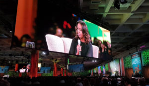 Michelle Obama inspira al mundo en el Dreamforce 2017