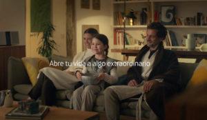 McCann crea la nueva campaña de Movistar para promocionar su plataforma de TV