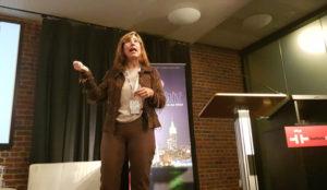 New York Summit 2017: Nuria Vilanova (Atrevia)