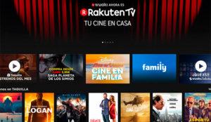 """Rakuten TV refuerza su posicionamiento de """"el cine en casa"""" gracias a su campaña"""