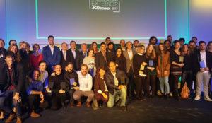 XV edición de los Premios JCDecaux