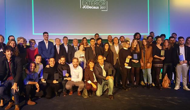 Estos han sido los ganadores de la XV edición de los Premios JCDecaux
