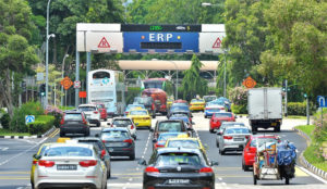 Singapur da el alto al número de coches permitidos en sus carreteras a partir de 2018
