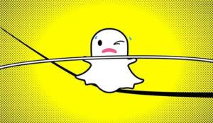 Snapchat renunciará a su