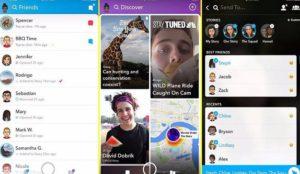 Snapchat se rediseña para diferenciarse de Facebook