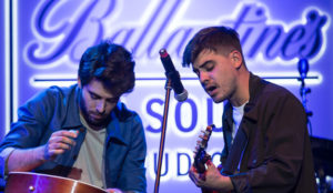 Ballantine's We Sound Music quiere impulsar los nuevos talentos musicales