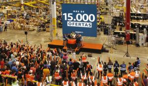 Amazon.es ofrecerá más de 15.000 ofertas este Black Friday