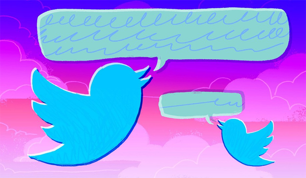 Al pajarito de Twitter le crecen las alas y amplía el límite a 280 caracteres (para todos)